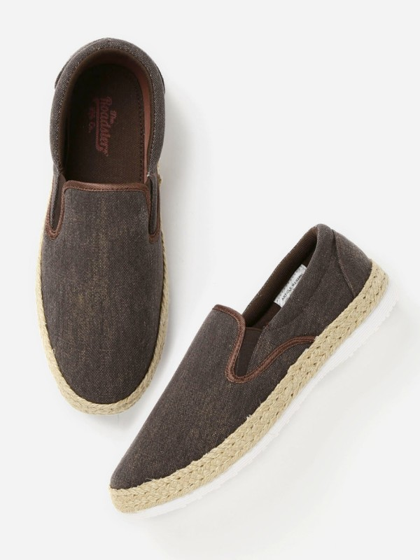 Roadster Loafers(Brown)