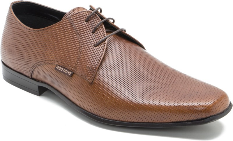 Red Tape RTR1293 Lace Up For Men(Tan)