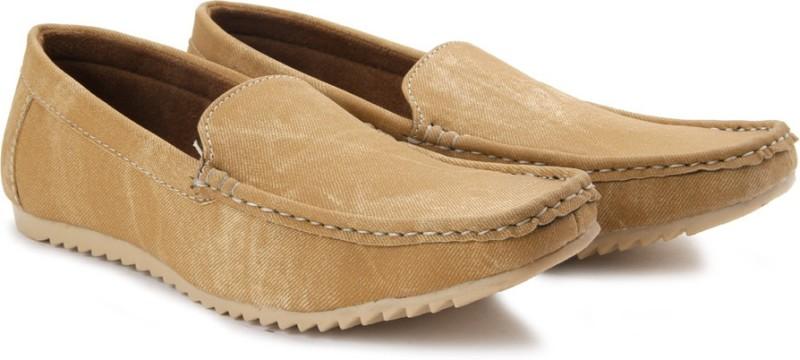 Andrew Scott Comfy Loafers For Men(Beige)