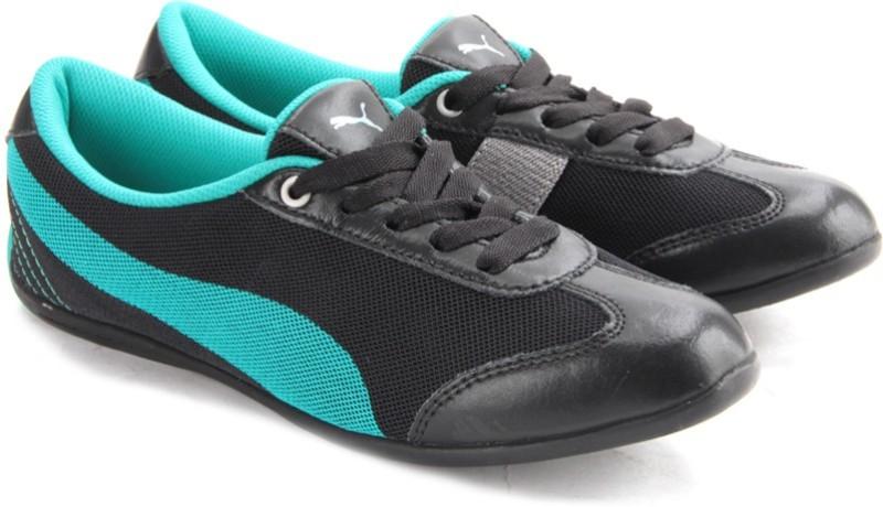 Puma Karlie DP SneakerBlack Green