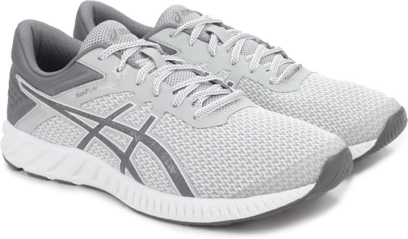 Asics fuzeX Lyte 2 Sports Shoe For Men(Grey)