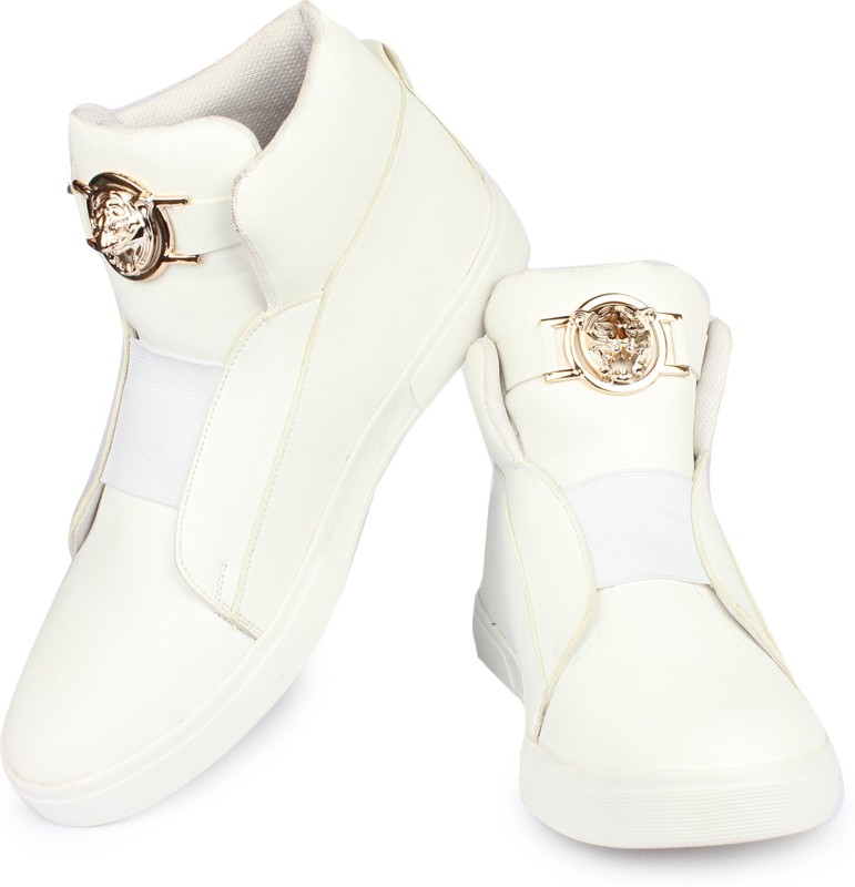 Jynx hip hop Sneakers Boots(White)