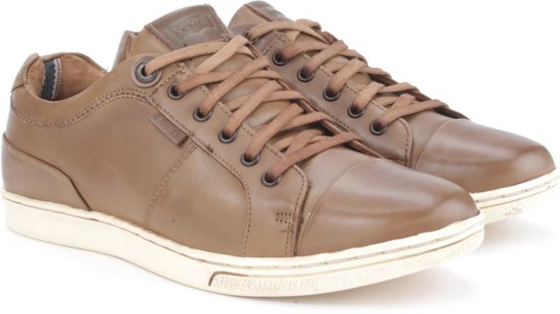 Levi's Paradise Men Sneakers(Tan)