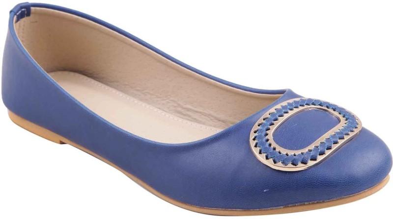 Adorn Elegant Bellies For Women(Blue)