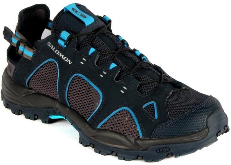 Salomon Men Blue Walking Shoes For Men(Blue)