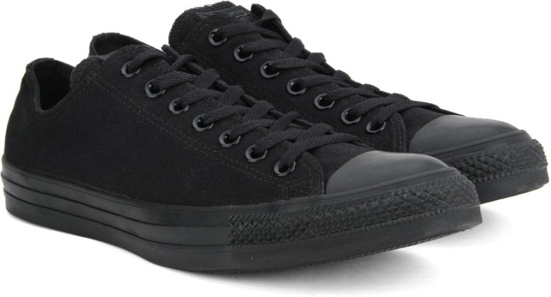 fc88c63be1c7 Converse Chuck Taylor Light Weight Mid Ankle Sneakers For Men(Black)
