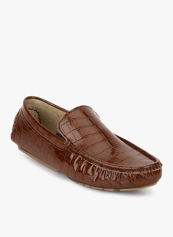 San Frissco EC 291 Loafers For Men(Tan)