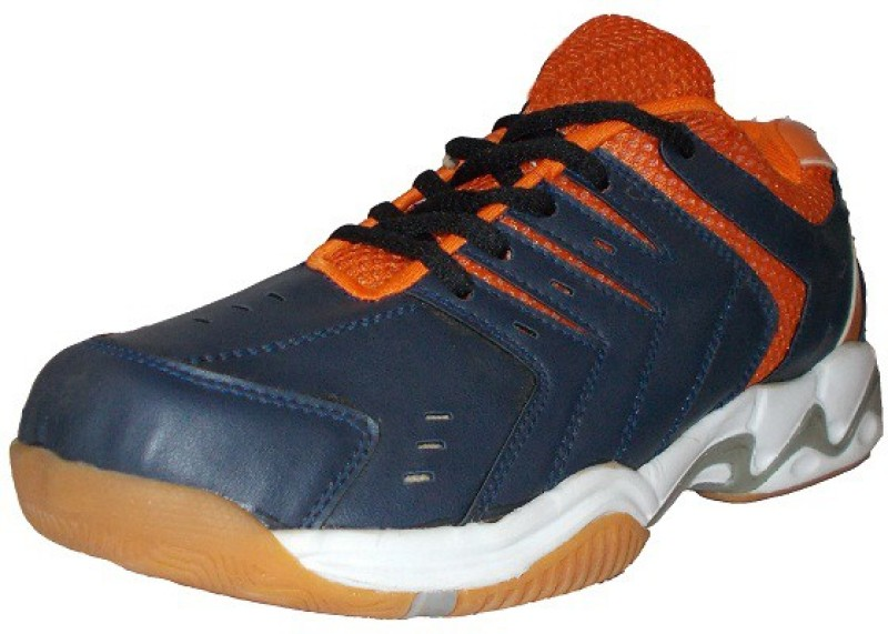 Port Quantum-NBluSpark Badminton Shoes For Women(Navy)
