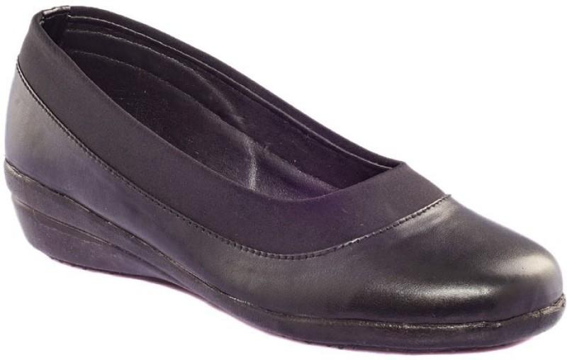 Dolphin Miles Women's Slip On Shoes For Women(7, Black) image
