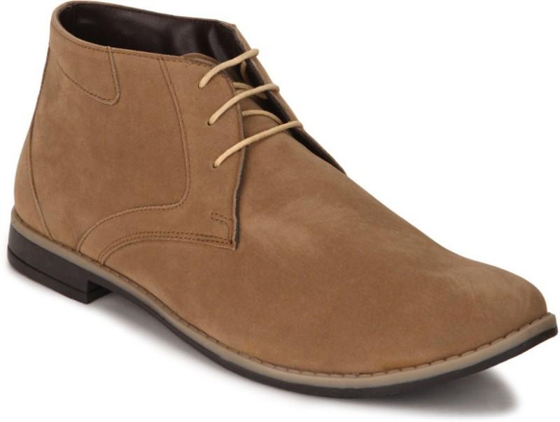 Escaro Boots(Beige)