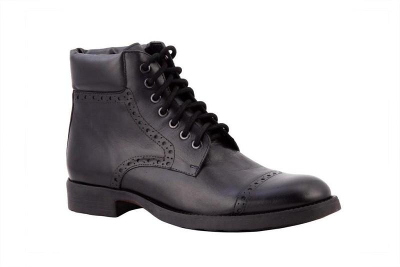 Salt N Pepper 16-433 BLACK Boots(Black)