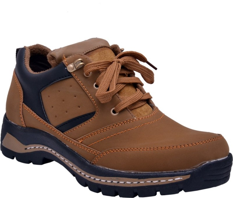 Prolific Impressive Outdoors For Men(Tan, Black)