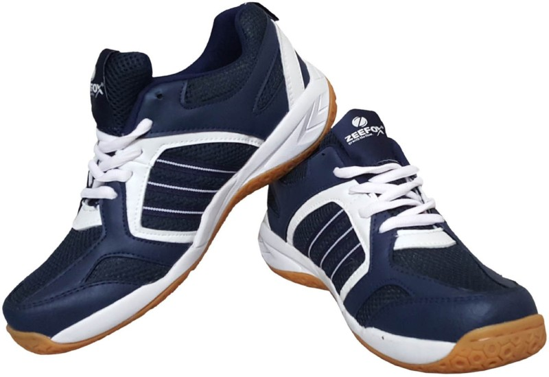 Zeefox 3300F-MB Badminton Shoes For Men(Blue)