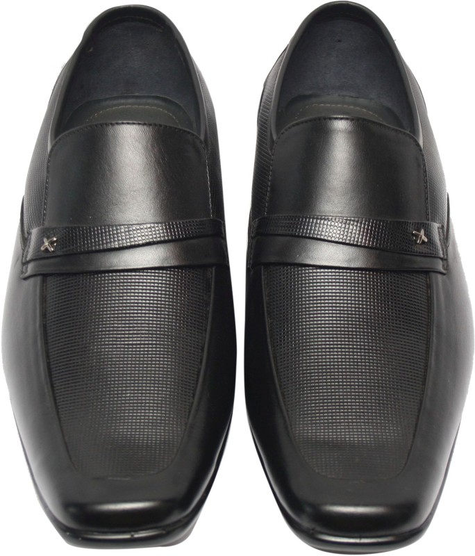 C Comfort Slip On Shoes(Black)