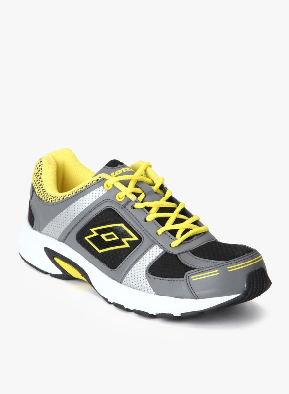 Lotto Running Shoes(Black)