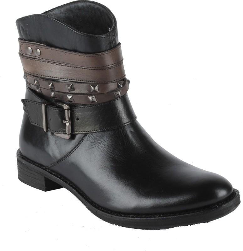 Salt N Pepper 14-353 Alarm Black Seal Boots Boots(Black)
