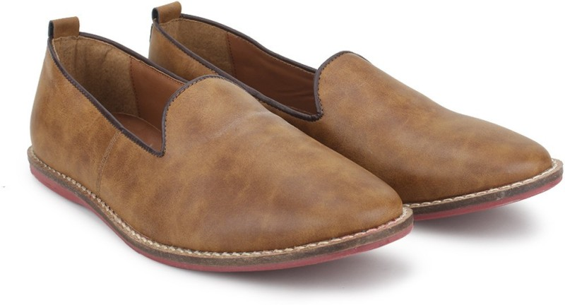 Knotty Derby Thomas Casuals For Men(Tan)
