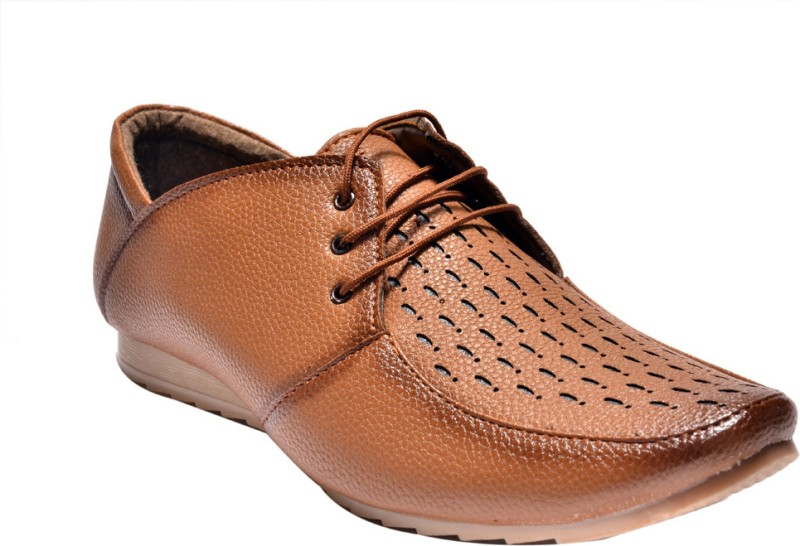 Prolific Music Casuals Shoes For Men(Tan)
