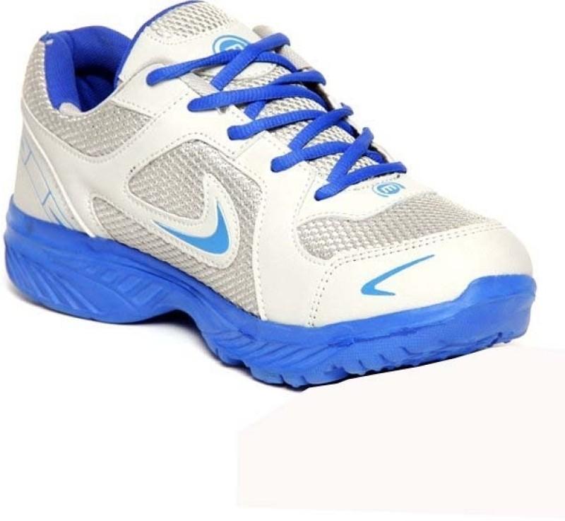 Micato Bike Men's Running Shoes For Men(9, Grey, Blue) image