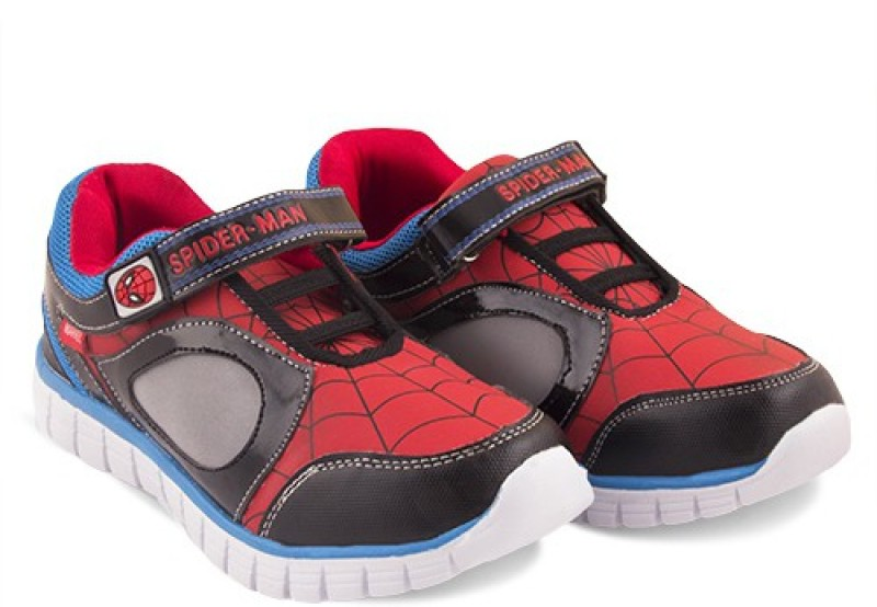 Kids Footwear - Spiderman, Skechers, Puma... - footwear
