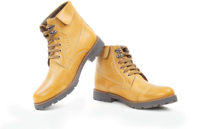 Bacca Bucci Flutter Boots(Beige)