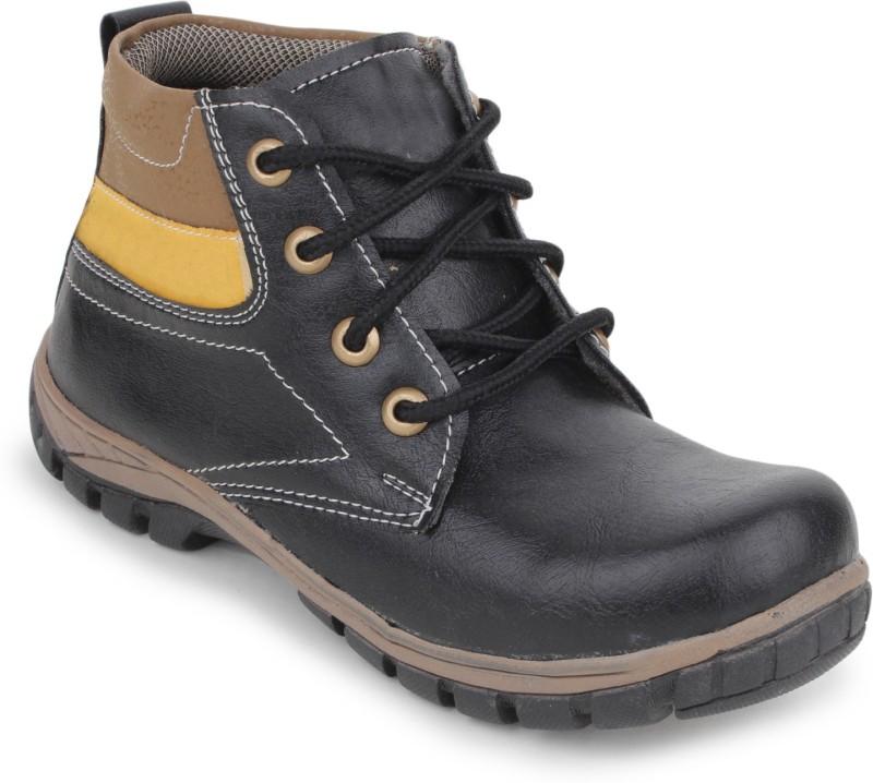 Jynx zeus Boots(Black)