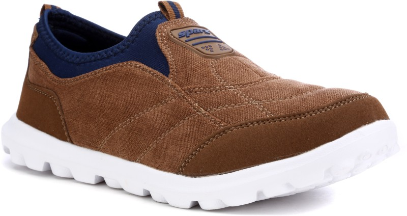 Sparx 262 Casuals For Men(Tan, Blue)