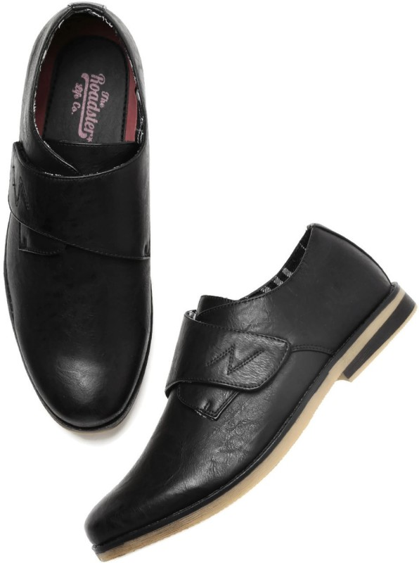 Roadster Casuals For Men(Black)