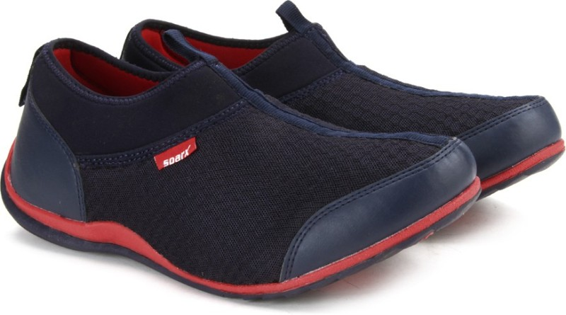 Sparx Men Walking ShoesBlue