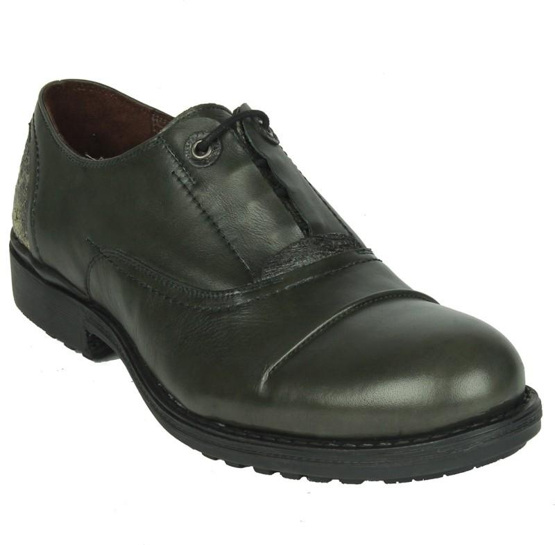 Salt N Pepper 13-279 Surpunch Green MenS Boots For Men(Green)