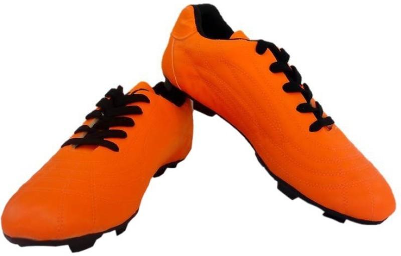 Marex Shooter01 Women's Football Shoes For Women(3, Orange) image