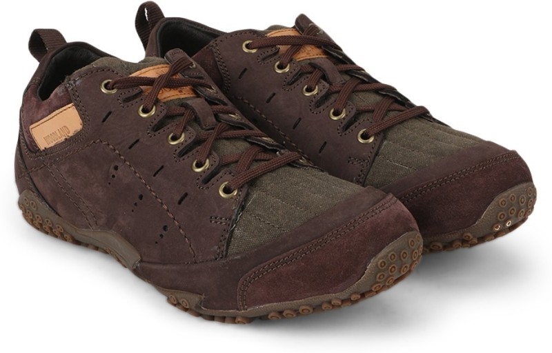 Woodland Leather Boots(Brown)