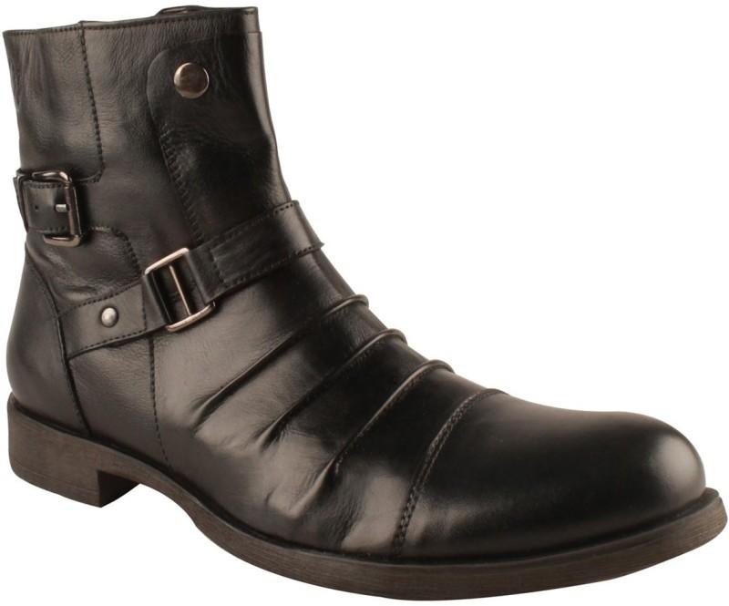 Salt N Pepper 10-488 Black Boots(Black)