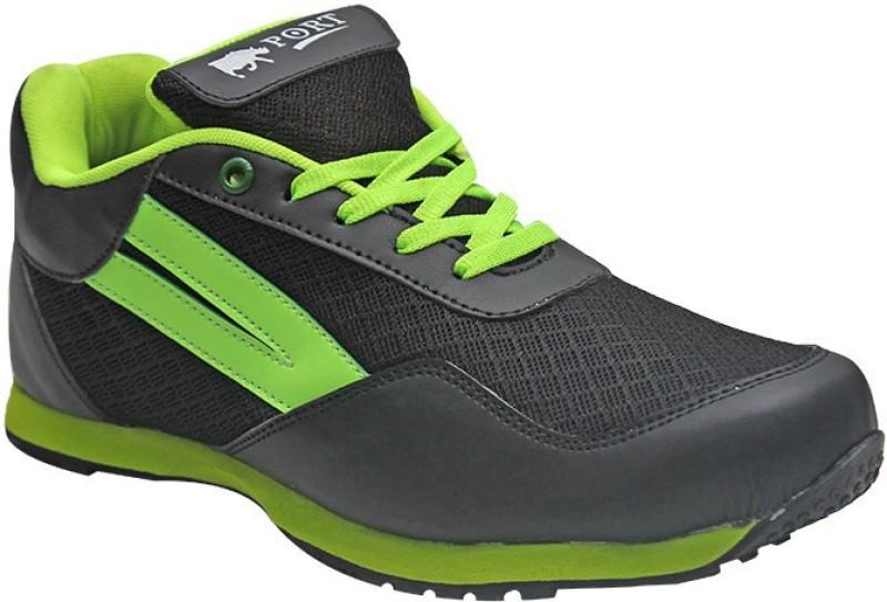 Port Daring Running Shoes(Green)
