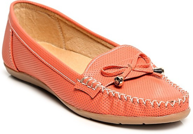 Bare Soles Loafers(Orange)