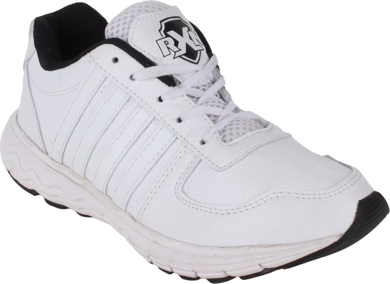RXN Men's Running Shoes For Men(9, White) image