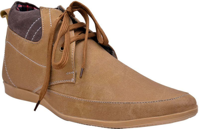 Prolific Styler Boots For Men(Tan, Brown)