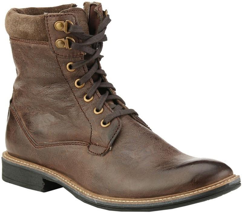 Delize Boots For Men(Brown)