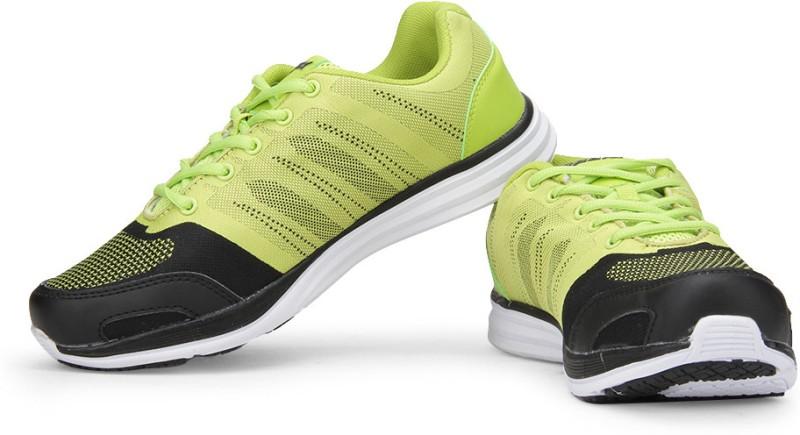 Sparx SM-199 Men's Running Shoes For Men(7, Green, Black) image