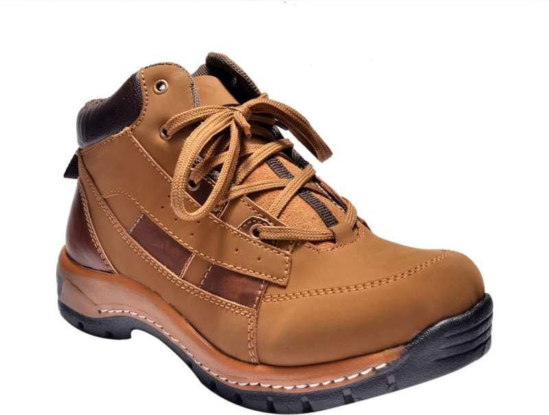Prolific Real King Boots For Men(Tan, Brown)