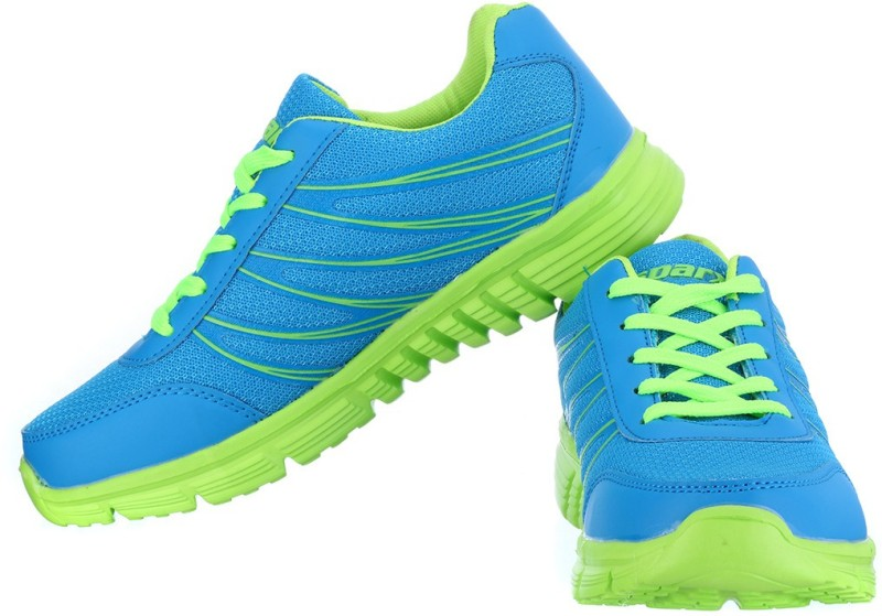 Sparx Stylish Blue Green Running ShoesBlue Green