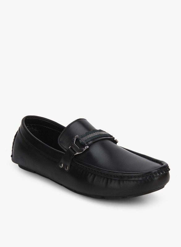 San Frissco Loafers For Men(Black)