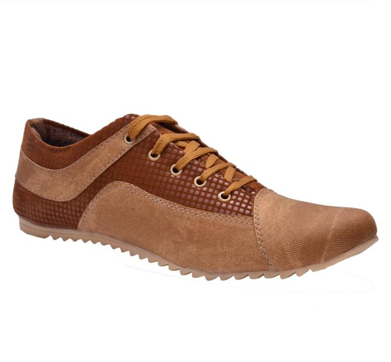 Prolific Guardian Matching Casual Shoes For Men(Tan)
