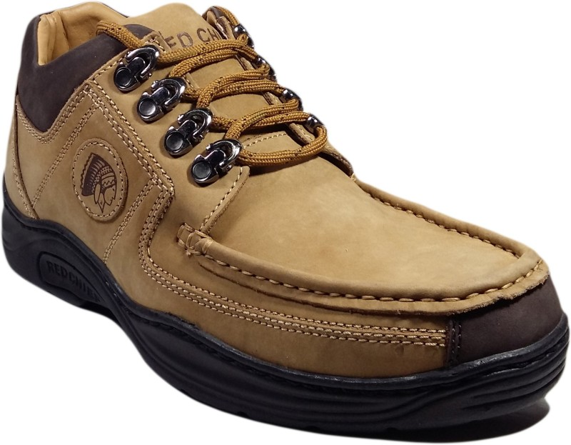 Red Chief RC1200 Casual Shoes For Men(Tan)