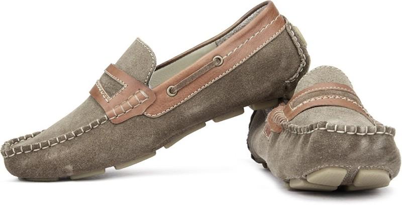 tZaro Loafers For Men(Tan, Olive)