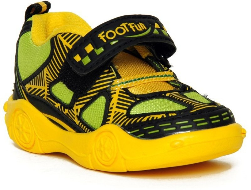 Footfun by Liberty Casuals(Yellow)