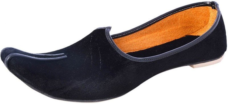 Get Glamr Designer Men's Lace Ups Canvas Shoes(6, Black)  image