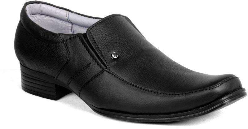 candle-gold-geniune-leather-slip-on-shoe-for-menblack