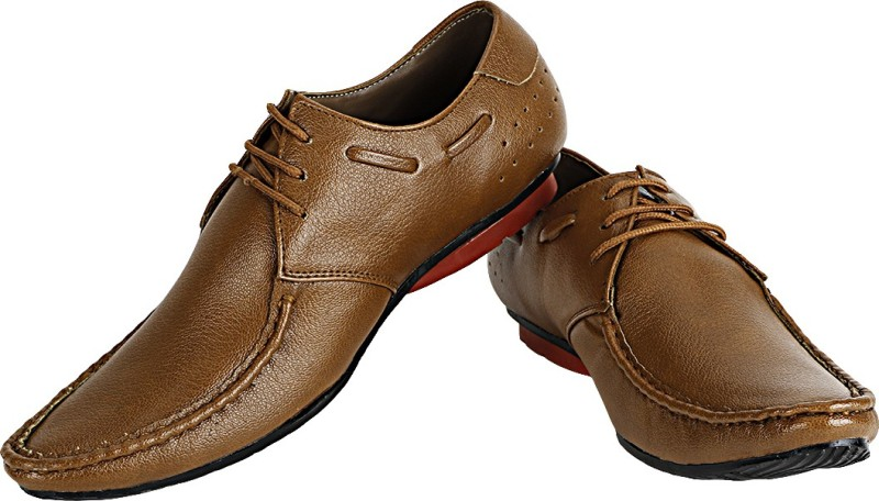 Prolific PER Casual Shoes For Men(Tan)
