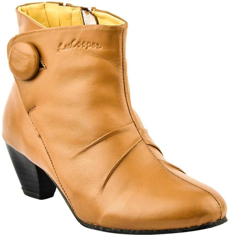 Lee Cooper Women Boots For Women(Brown)